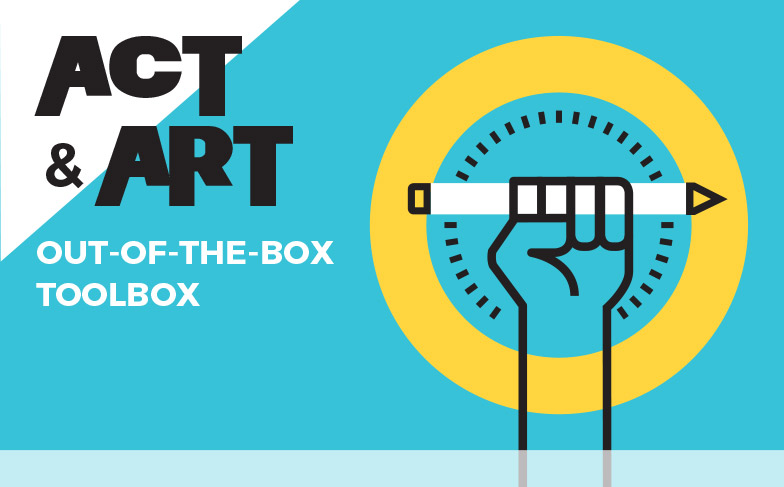 ACT&ART, vodič za upotrebu vizualizacije u omladinskom radu