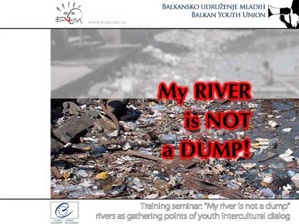 Moja reka nije deponija