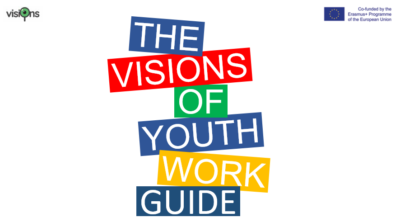 "Onlajn vodič ""Vizije omladinskog rada"" je objavljen!"
