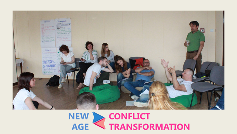 New Age Conflict Transformation – Capacity Building For Network Training is finished