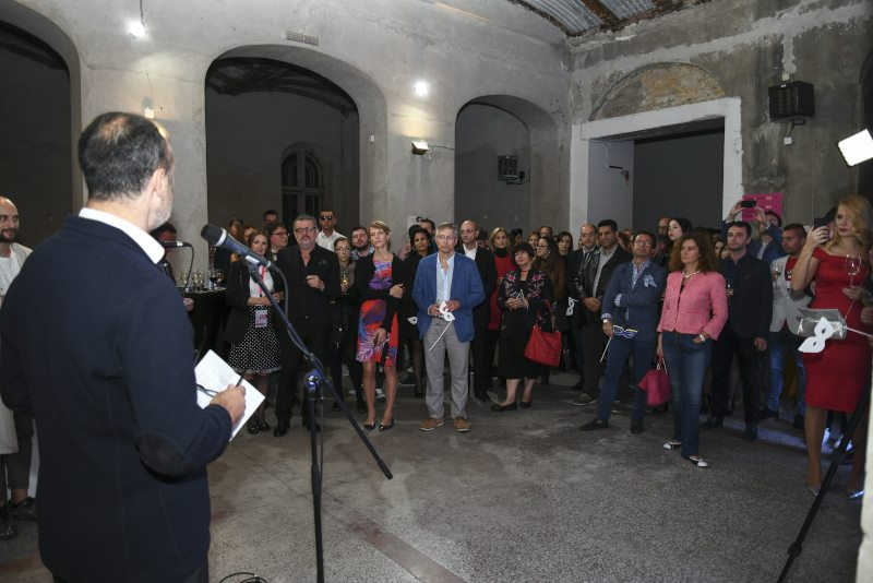 EU Art Night held in the the Museum of the City of Belgrade