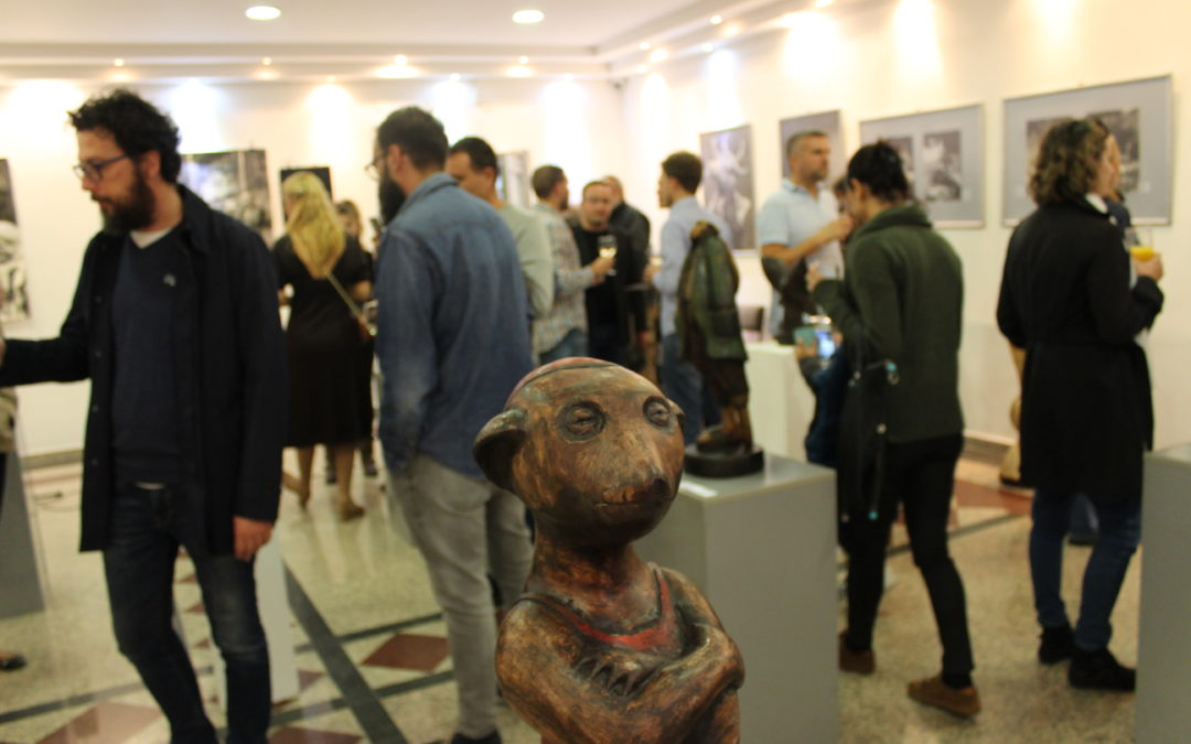Art exhibition opened within the Vračar Culture Week
