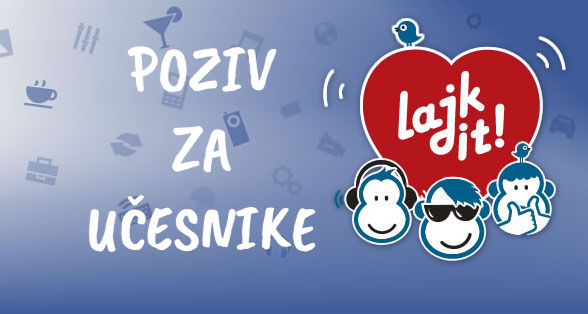 Balkan LajkIt – Poziv za učesnike