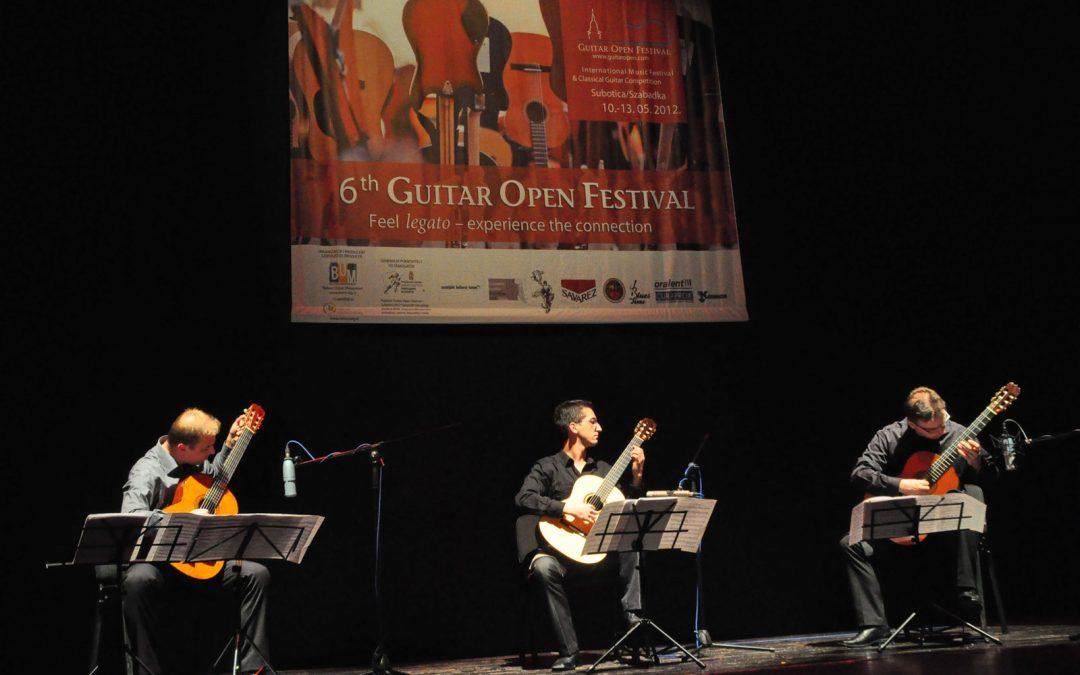 Guitar Open Festival VI