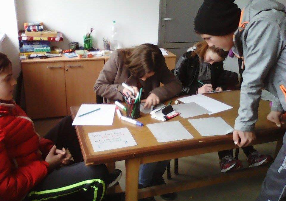 ACTIVISM IS A SHE- workshop in Brcko