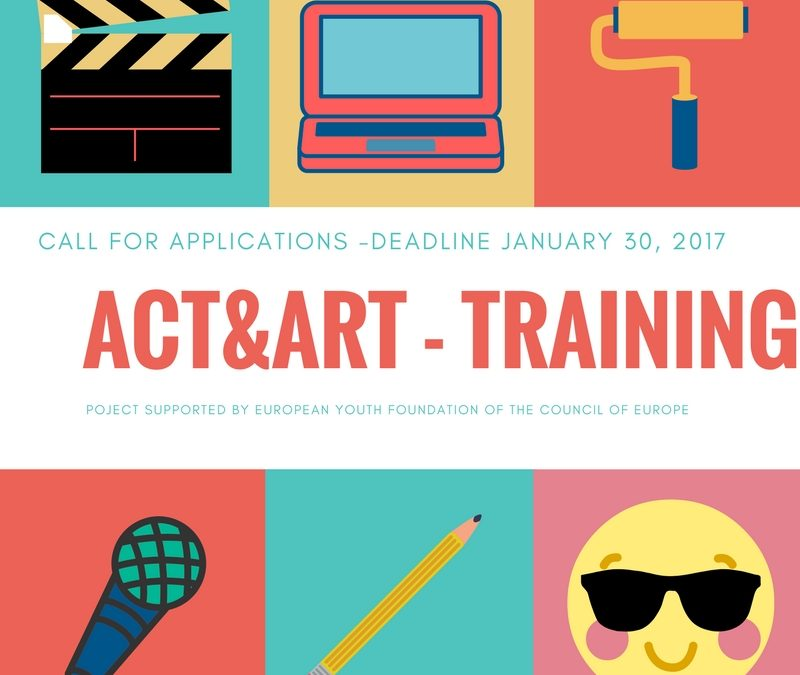 ACT&ART, call for participants