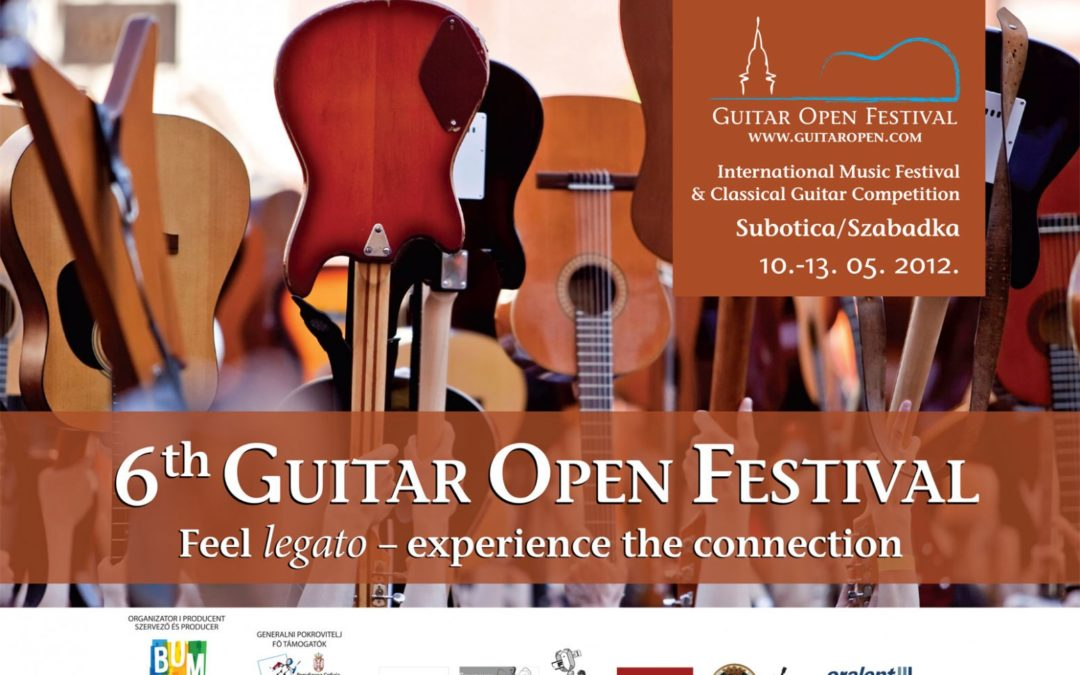 The Guitar Open festival was introduced in Custendil, Bulgaria