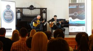 7th International Youth Music Guitar Open Festival opened