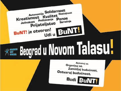 To leave or to stay – Wake up the BuNT! in you
