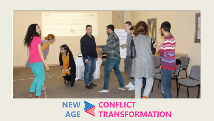 New Age Conflict Transformation Training of Trainers is finished