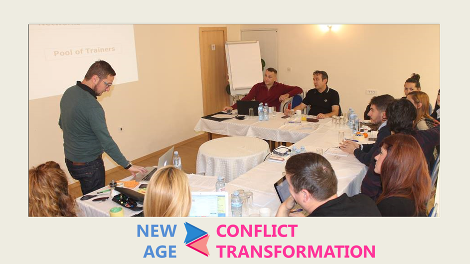 New Age Conflict Transformation Explorer Meeting