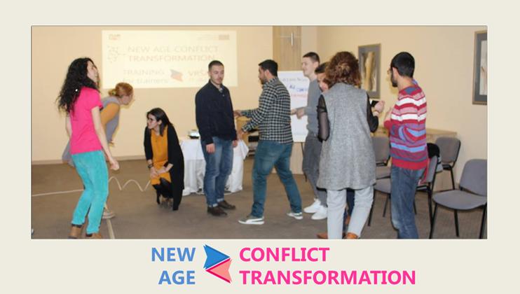 """""""New Age Conflict Transformation"""" – Trening za trenere je završen"""