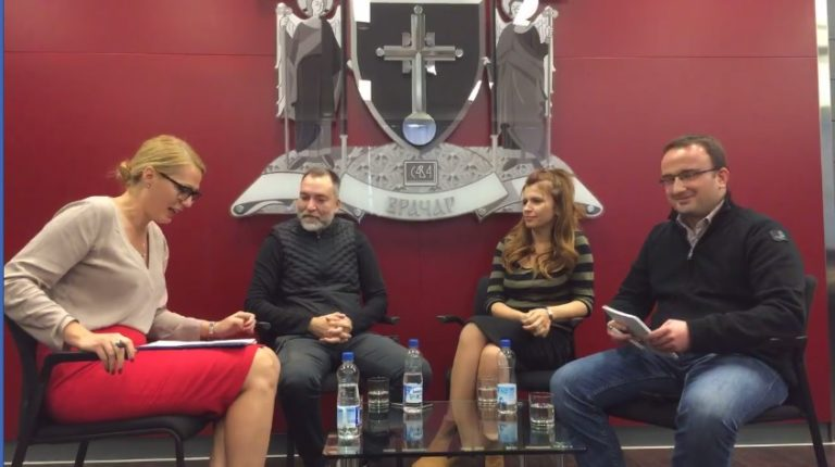 """Activate Culture"" Panel held within the Vračar Culture Week"