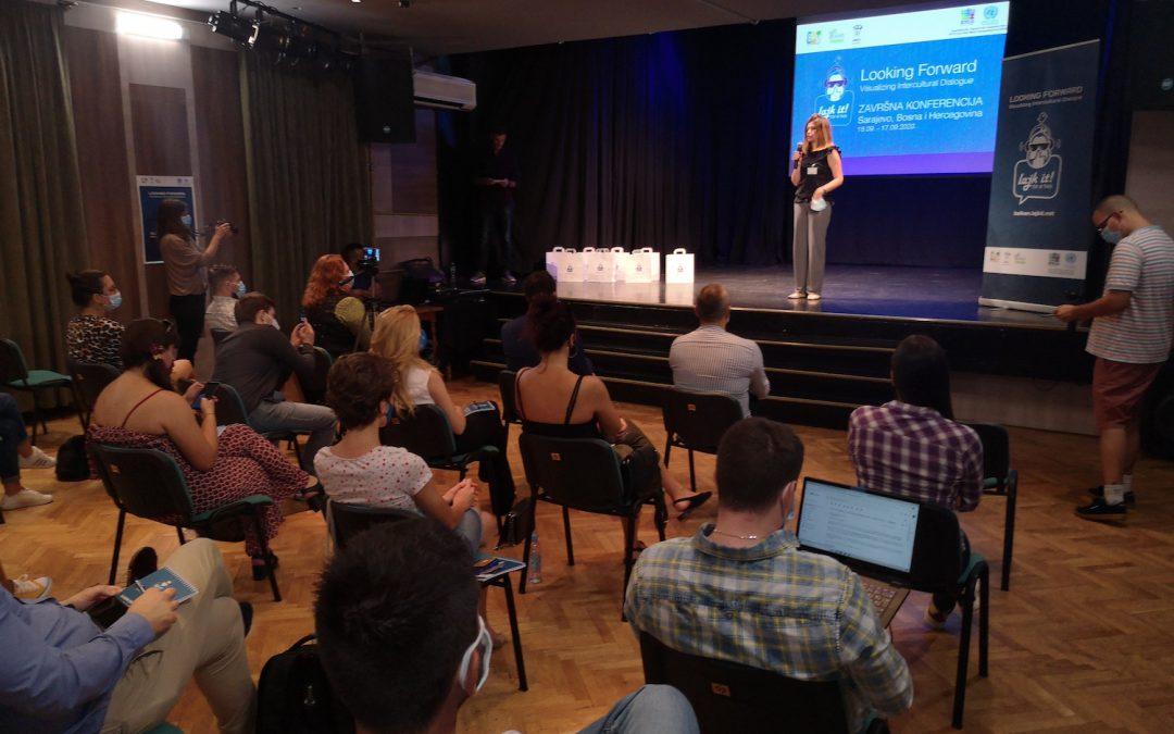 """Završna konferencija u okviru projekta """"Looking forward"""" održana je u Sarajevu"""