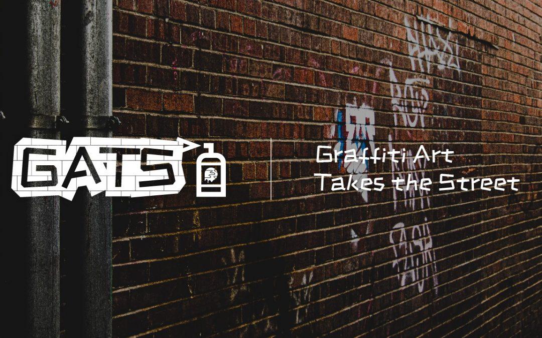 "Start of the project ""Graffiti Art Takes the Street"""
